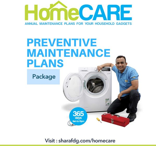 Buy Homecare Package Preventive Maintenance Plan In