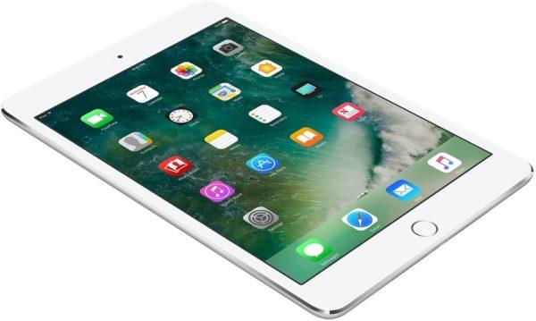Apple iPad Mini 4 Tablet - iOS WiFi 128GB 2GB 7.9inch Space Grey