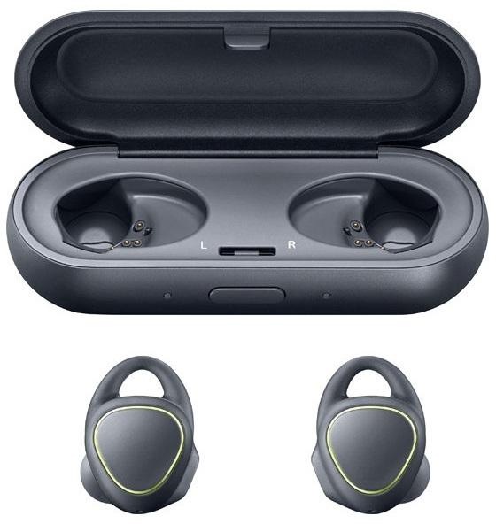 Samsung Gear Icon X Universal Cord Free Fitness Tracker Earbud Black SM-R150NZKAXSG
