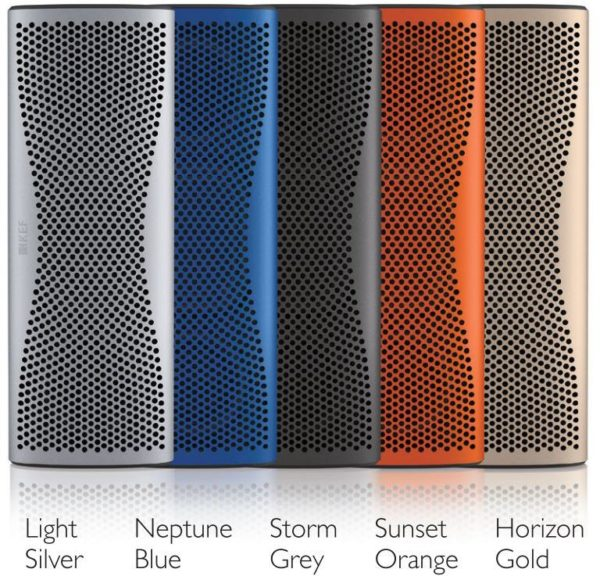 KEF MUO SP3892BD Bluetooth Wireless Speaker Grey