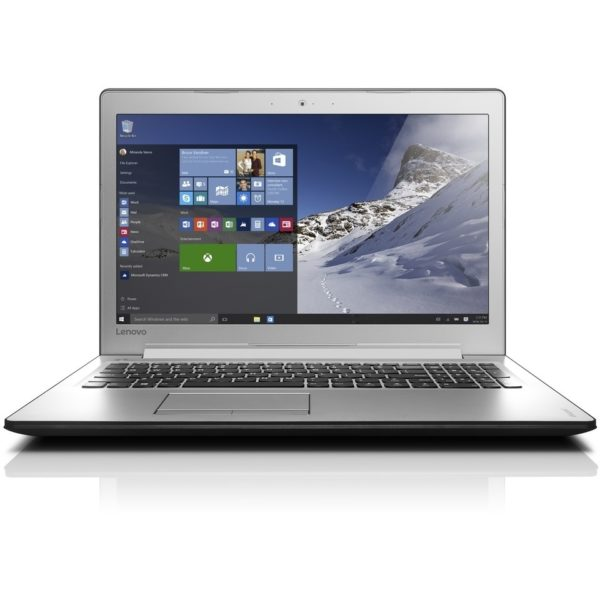 Lenovo Ideapad 510 Laptop - Core i5 2.5GHz 6GB 1TB 4GB Win10 15.6inch FHD Gun Metal