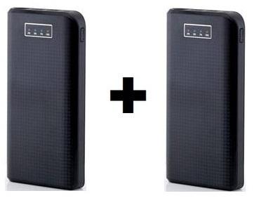 Xcell PC16100T 16000mAh Power Bank + PC16100T 16000mAh Power Bank