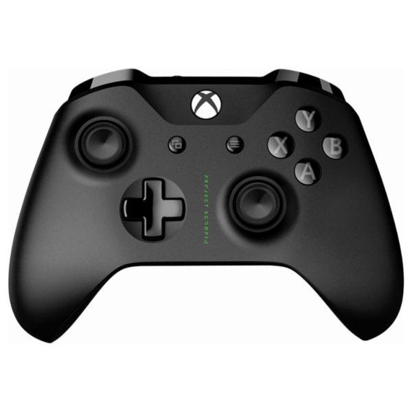 Pre-order Microsoft Xbox One X Project Scorpio Edition Console