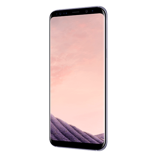 Samsung Galaxy S8+ 4G Dual Sim Smartphone 64GB Orchid Grey ( *T&C Apply )