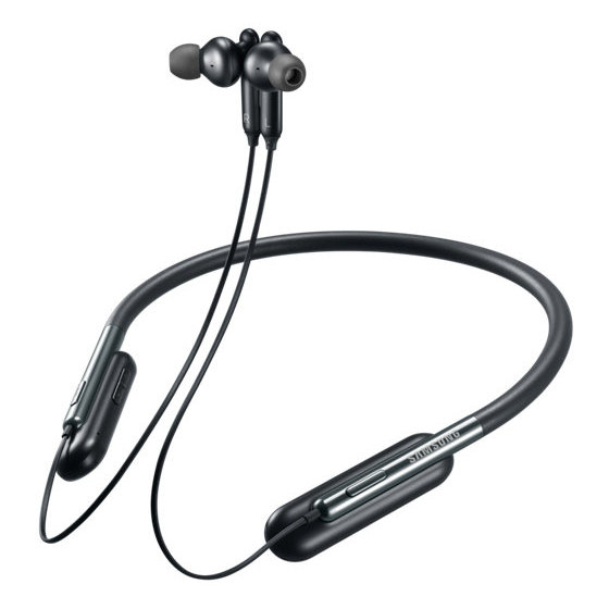 buy samsung level u flex bluetooth in ear headset black in dubai uae samsung level u flex. Black Bedroom Furniture Sets. Home Design Ideas