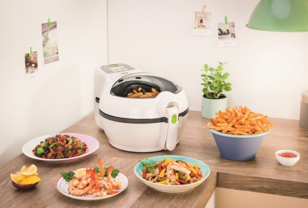 Tefal Actifry Express Deep Fryer White FZ751028