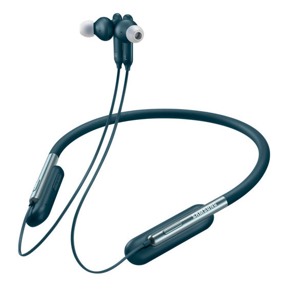 buy samsung level u flex bluetooth in ear headset blue in dubai uae samsung level u flex. Black Bedroom Furniture Sets. Home Design Ideas