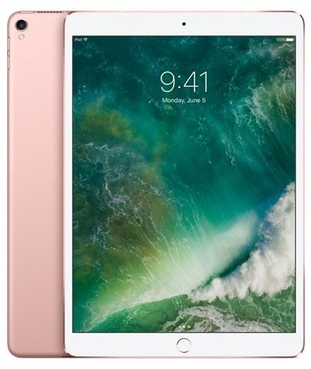 Apple iPad Pro - iOS WiFi 64GB 10.5inch Rose Gold
