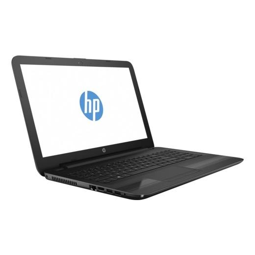 HP 15AY068NE Laptop - Core i3 2GHz 4GB 1TB 2GB Win10 15.6inch HD Black