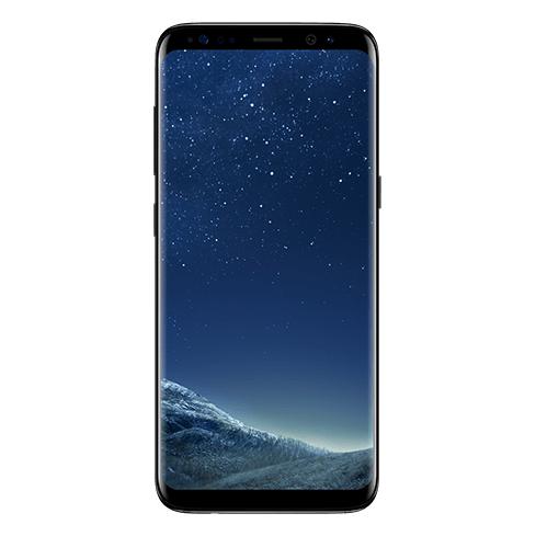Samsung Galaxy S8 4G Dual Sim Smartphone 64GB Midnight Black ( *T&C Apply )