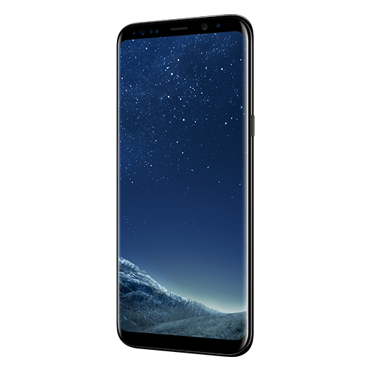 Samsung Galaxy S8+ 4G Dual Sim Smartphone 64GB Midnight Black ( *T&C Apply )