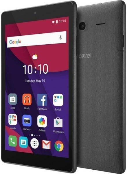 Alcatel Pixi 4 7 WiFi Tablet - Android WiFi 8GB 1GB 7inch Black