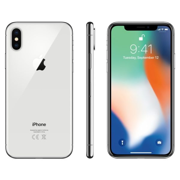 Apple iPhone X 256GB Silver (Delivery in 4-6 weeks)