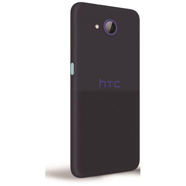 HTC Desire 650 4G Dual Sim Smartphone 32GB Arctic Night