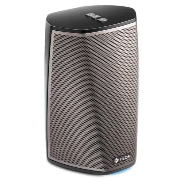 Heos Wireless Speaker Black (Speaker Sold as Single Unit Only)