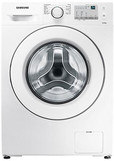 Samsung Front Load Washer 6kg WW60J3083LW