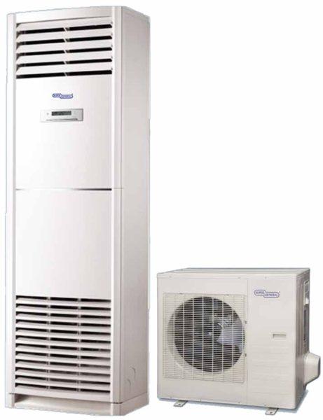 Buy super general floor standing air conditioner 2 ton for 1 ton floor standing ac