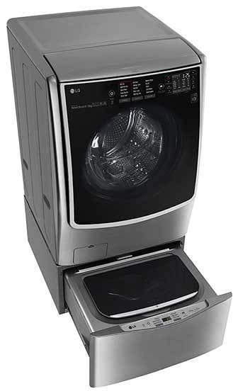 Buy Lg Twinwash 21kg Washer Amp 12kg Dryer Fh0c9cdhk72