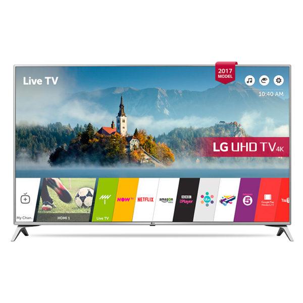 LG 43UJ651V UHD 4K Smart LED Television 43inch