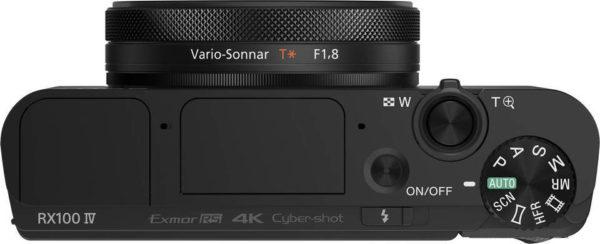 Sony DSCRX100M5 Digital Camera Black