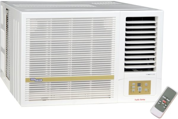 Buy super general window air conditioner 1 5 ton sga1841hr for 2 ton window ac power consumption