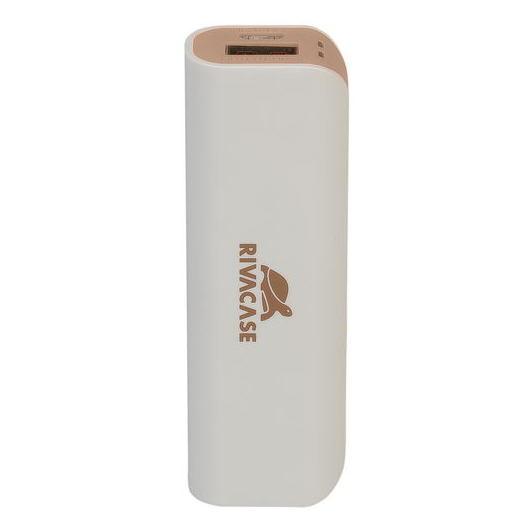 Rivacase 8065 Laptop Backpack 15.6inch Black + VA2002 Power Bank 2600mAh