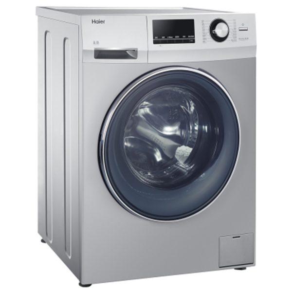 haier 8kg front loader washing machine. haier front load washer hw8012636s 8kg loader washing machine