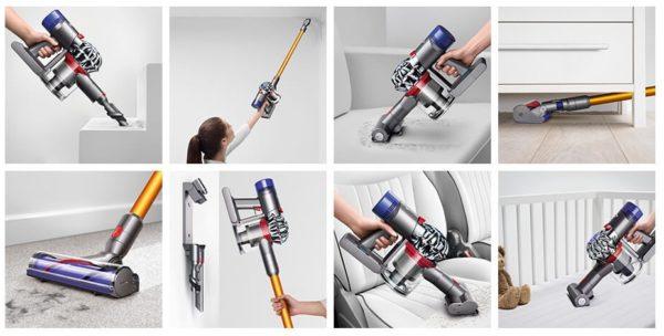 Dyson Cordless Vacuum Cleaner V8