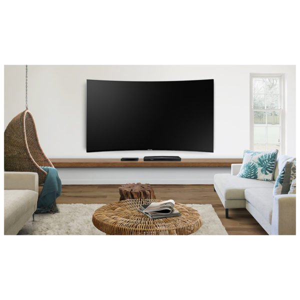 samsung curved tv in living room. samsung 65mu9500 premium 4k uhd curved smart led television 65inch tv in living room