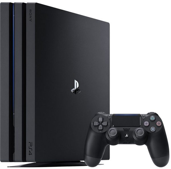 Sony PS4 Pro Console 1TB Black