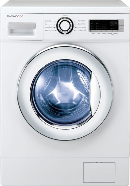 Daewoo Front Load Washer 7kg DWDFD1472