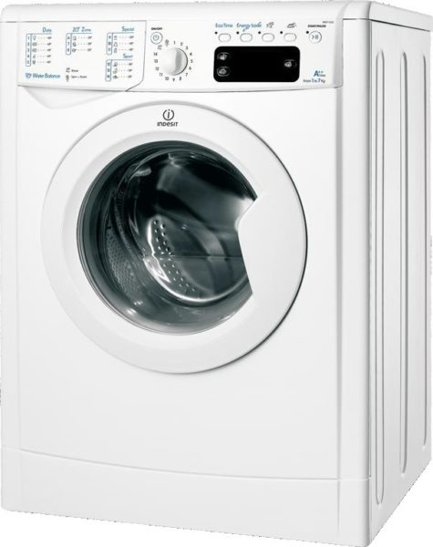 Indesit Front Load Washer 7kg IWE71251CECOGCC