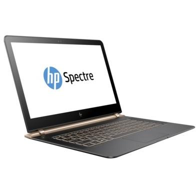HP Spectre 13V103NE Laptop - Core i7 2.7GHz 8GB 1TB Shared Win10 13.3inch FHD Silver