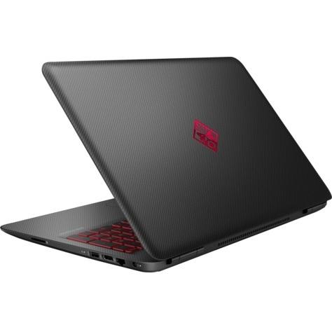 HP OMEN 15-CE001NE Gaming Laptop - Core i7 2.8GHz 16GB 1TB+256GB 4GB Win10 15.6inch HD Black