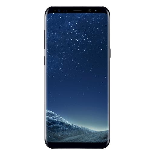 Samsung Galaxy S8+ 4G Dual Sim Smartphone 64GB Midnight Black ( *T&C Apply )