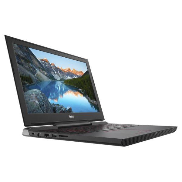 Dell Inspiron 15 7577 Gaming Laptop - Core i7 2.8GHz 16GB 1TB+128GB 4GB Win10 15.6inch FHD Black