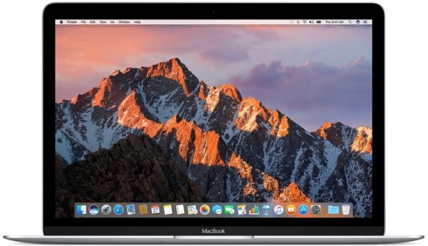 Apple Macbook MLHC2B/A Laptop - Core M5 1.2GHz 8GB 512GB Shared 12 Inch Silver