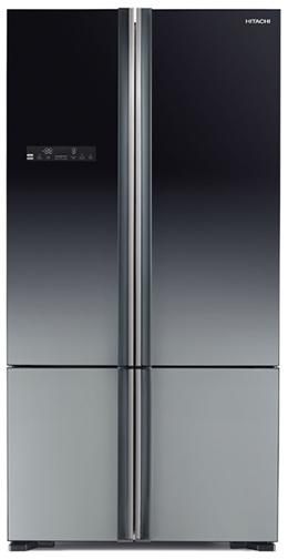 Hitachi Side By Side Refrigerator 800 Litres RWB800PUK5GBK