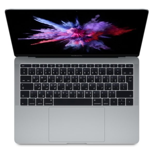 Apple MacBook Pro - Core i5 2.3GHz 8GB 128GB Shared 13.3inch Space Grey Arabic