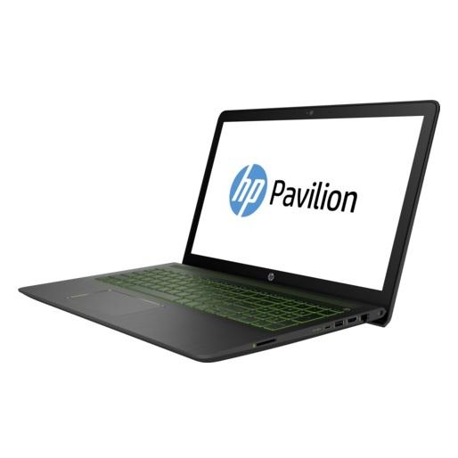 HP Pavilion Power 15-CB002NE Laptop - Core i7 2.8GHz 12GB 1TB+128GB 4GB Win10 15.6inch FHD Black