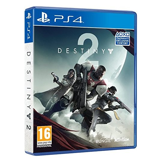 PS4 Destiny 2 Day 1 Edition Game