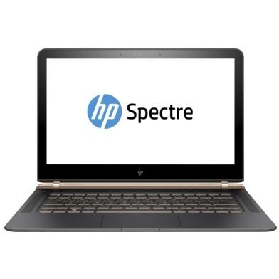 HP Spectre 13-V103NE Laptop - Core i7 2.7GHz 8GB 1TB Shared Win10 13.3inch FHD Silver