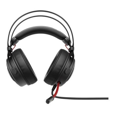 HP Omen 800 Headset Black 1KF76AA