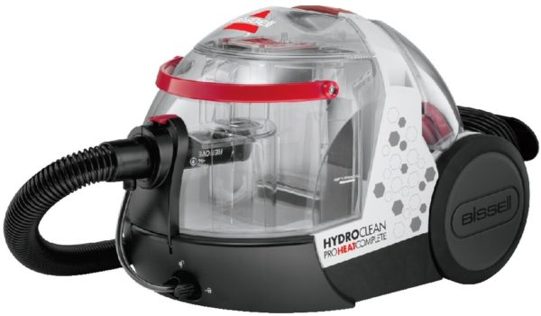 Bissell Hydroclean Proheat Complete Vacuum Cleaner 1474E