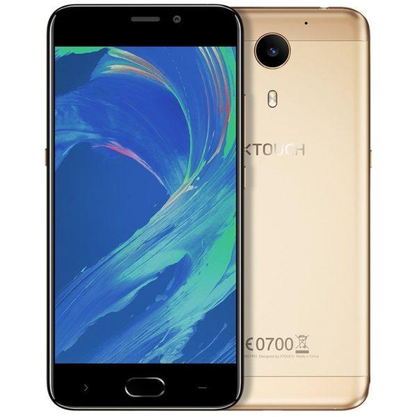 Xtouch UNIX PRO 4G Dual Sim Smartphone 64GB Gold