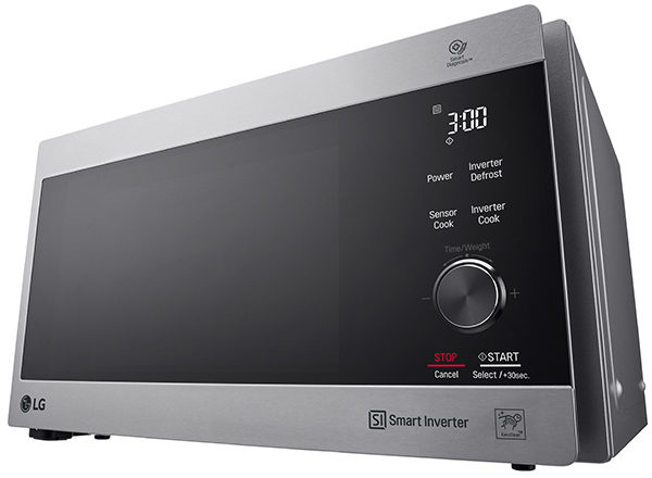 LG Microwave Oven MH8265CIS