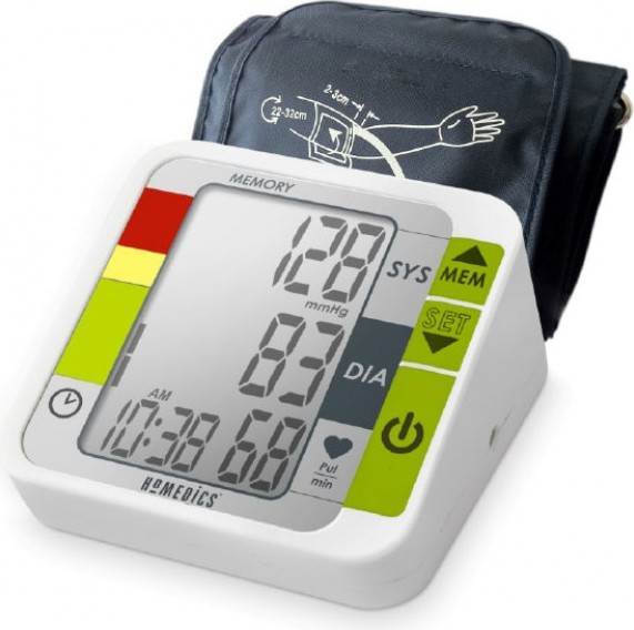 Homedics Blood Pressure Arm Monitor BPA2000EU