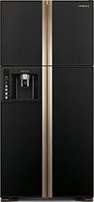 Hitachi Side By Side Refrigerator 660 Litres RW660PUK3GBK