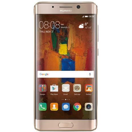 Huawei Mate 9 Pro 4G Dual Sim Smartphone 128GB Haze Gold