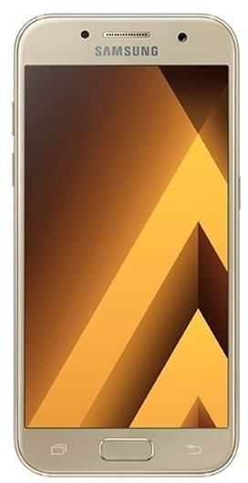 Samsung Galaxy A5 2017 4G Dual Sim Smartphone 32GB Gold